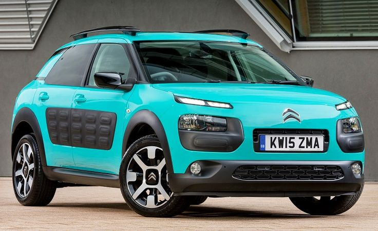New Citroen C4 Cactus named 'Production Car of the Year'. Citroen C4 Cactus scores design award - judges were impressed by the uniqueness of the C4 Cactus d