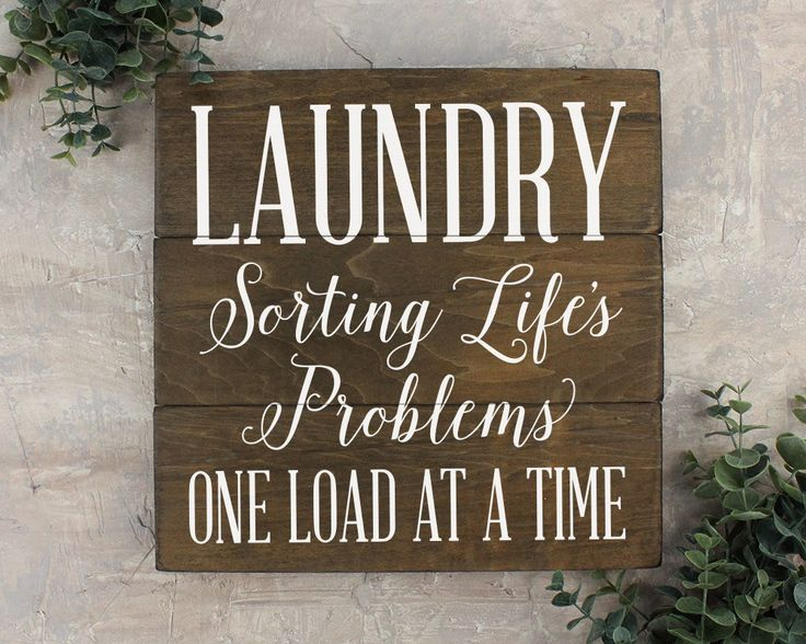 Laundry Room Signs Decor 15 Best Wood Images On Pinterest  Furniture Stairs And Home