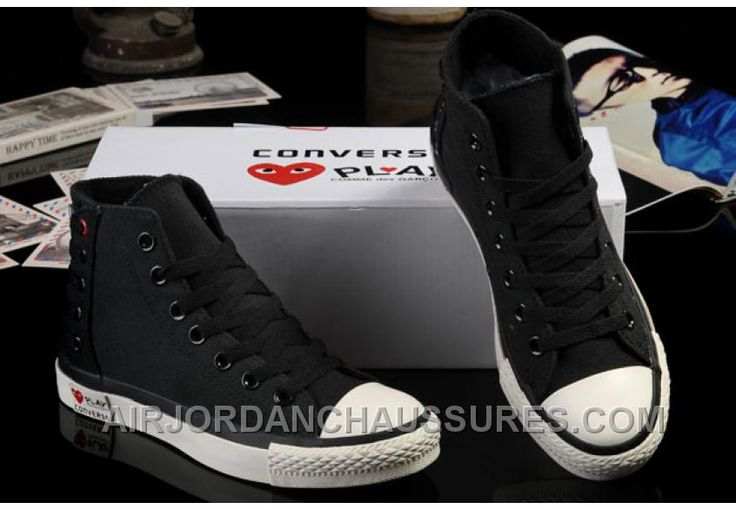 http://www.airjordanchaussures.com/ultimate-edition-black-converse-comme-des-garcons-play-chuck-tayloar-all-star-high-tops-canvas-sneakers-for-sale-njyfd.html ULTIMATE EDITION BLACK CONVERSE COMME DES GARCONS PLAY CHUCK TAYLOAR ALL STAR HIGH TOPS CANVAS SNEAKERS AUTHENTIC RHZ5H Only 56,00€ , Free Shipping!