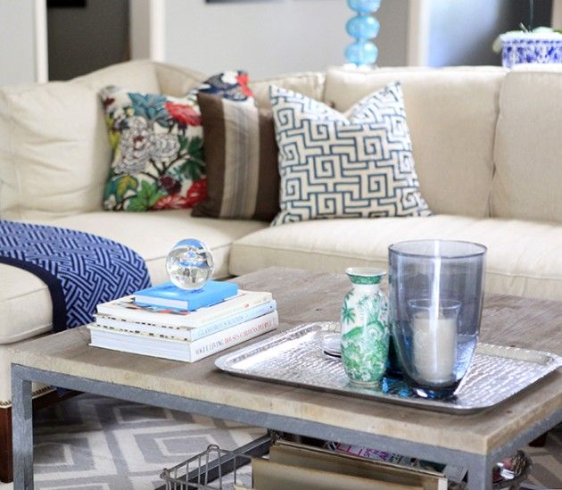 Coffee Table Tray Home Goods: 17 Best Images About Accessorizing A Coffee Table On