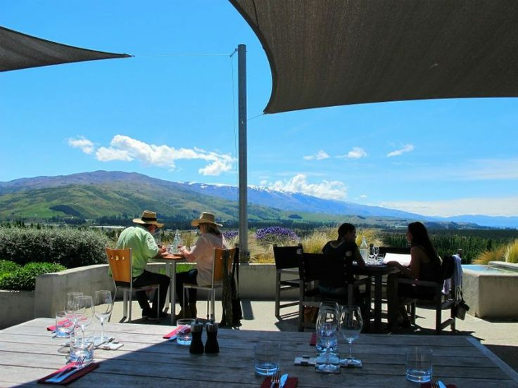 Enjoy lunch with an award winning Pinot Noir in a Central Otago Winery - 4 wine regions within an hour of Queenstown.