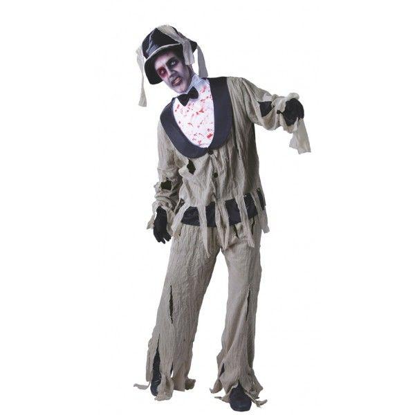 Disfraz de Novio Cadaver Zombie