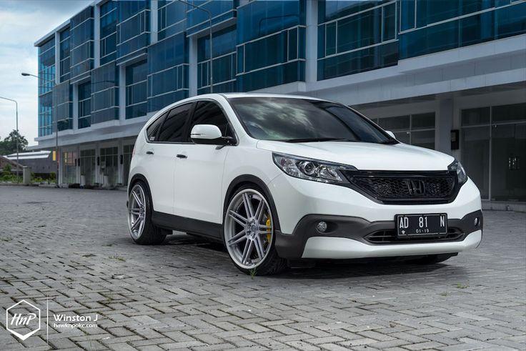 Honda CRV Modification (Indonesia) | Cars | Pinterest | Honda, Click! and Cr v