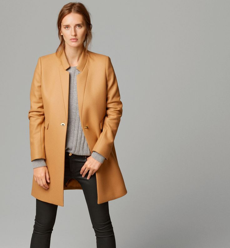 Tabulous Design- Love the combination of Camel and Grey.
