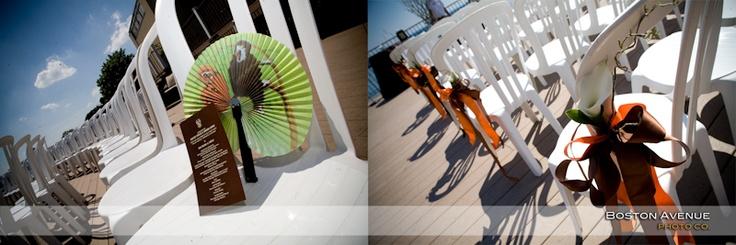 Palais Royale wedding ceremony
