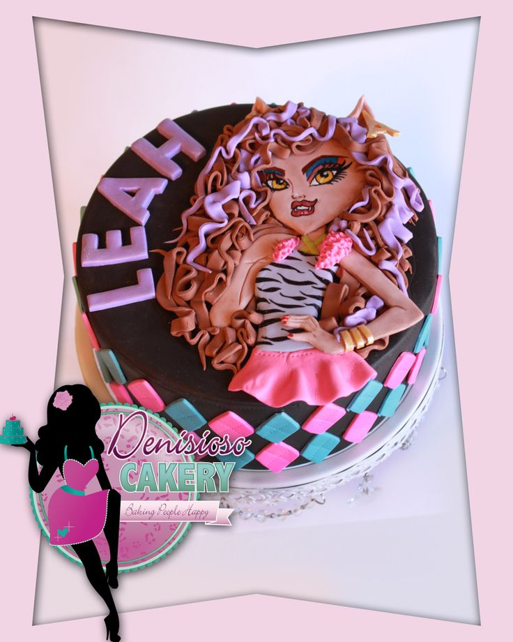 31 best monster high party images on pinterest monster - Clawdeen wolf pyjama party ...