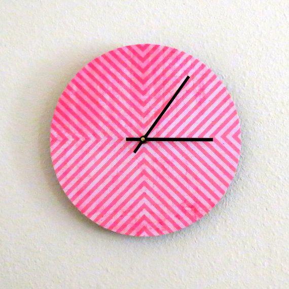 92 best Wood Wall Clocks images on Pinterest   Clock movements ...