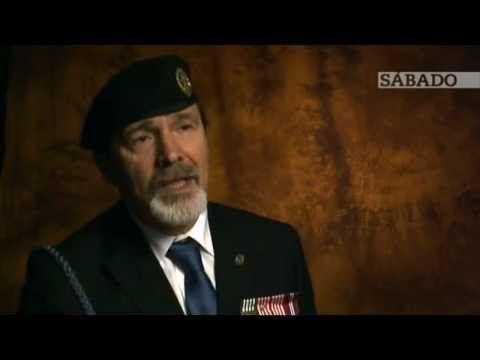 Guerra do Ultramar Depoimento de José Talhadas a revista Sabado - YouTube