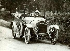 1912 Rover 12 HP