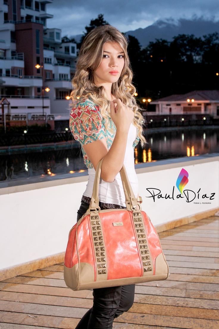 Colección 2: TOTAL. Referencia: MAROL. Diseño: Paula Díaz.