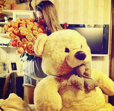 jumbo valentine bear
