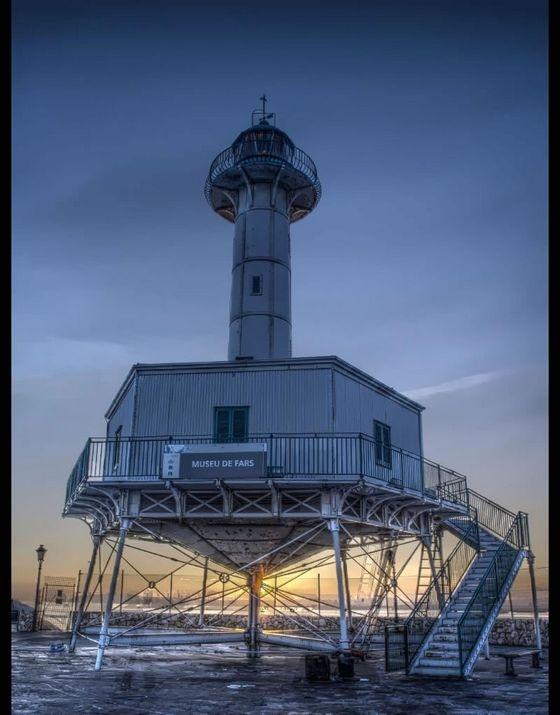 #Lighthouse - #Faro de Tarragona.                                         http://www.roanokemyhomesweethome.com