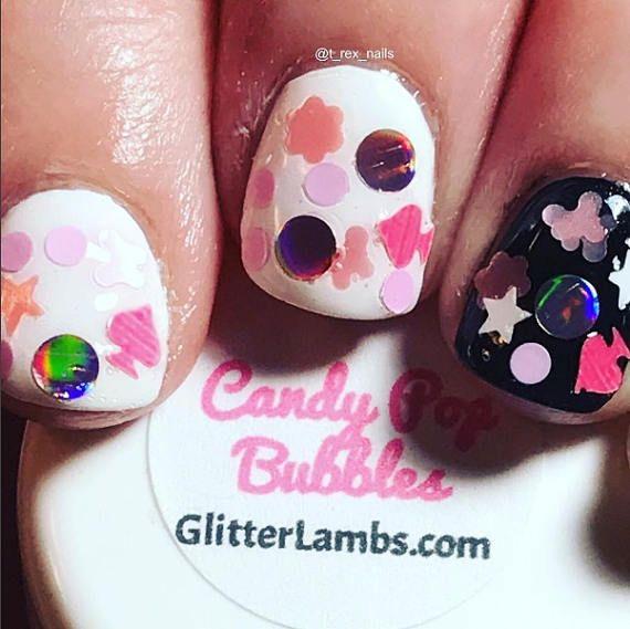 Piggieluv Rainbow Bubbles Nail Art: 25+ Best Ideas About Bubble Nails On Pinterest