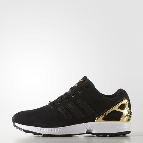 ZX Flux noir&or, Adidas