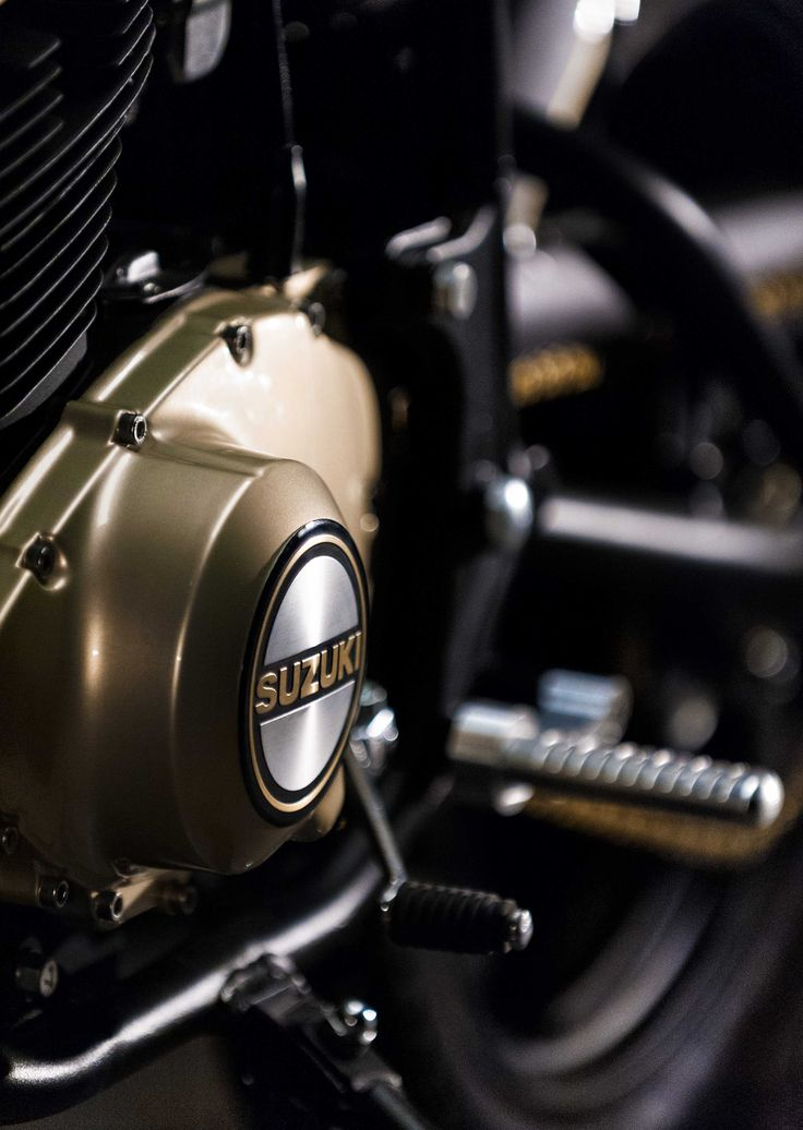 Sugar Kane - Cafe Racer Suzuki GSX250 by C-RACER #suzuki #gsx250 #caferacer #custommotorcycle #sugarkane