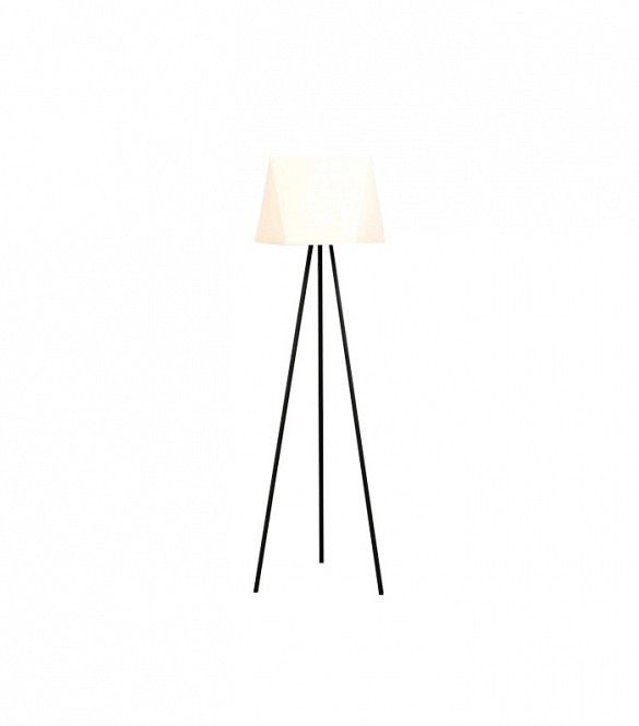 The Best Floor Lamps Under $200 via @domainehome Magical Thinking Geo Floor Lamp ($169)