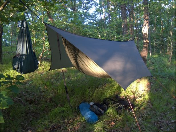 Hammock Camping – Part II: Types of backpacking hammocks, and spec comparison to ground systems. By Andrew Skurka.