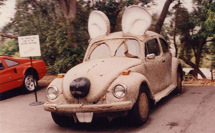 24 voitures inhabituelles et déjantées qui ne passent pas inaperçues | Daily Geek Show