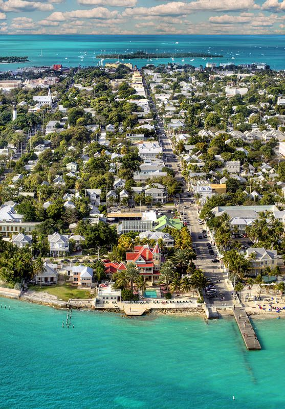 Duval Street, Key West Florida