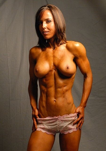 body builder ladies nude pictures