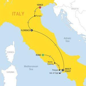 Italian Concerto - 2015 - USA - Trafalgar Tours
