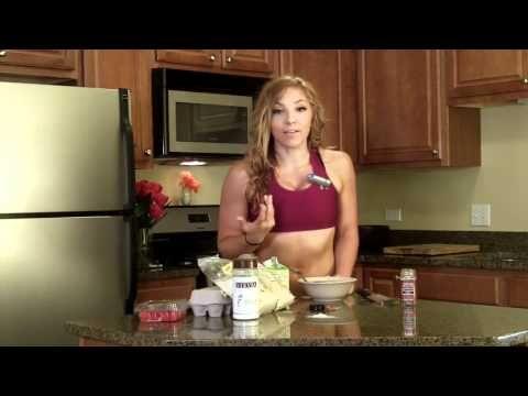 Flat-Stomach Pancakes