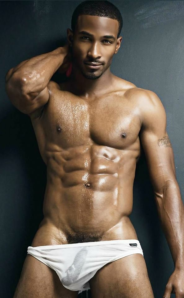 hot naked black guy