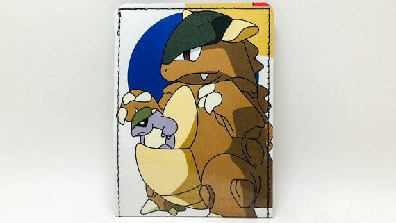 Check out this item in my Etsy shop https://www.etsy.com/listing/246413872/sewn-comic-book-wallet-pokemon-handbook