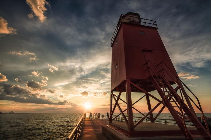 Charlevoix Light by Carl Chapel on 500px