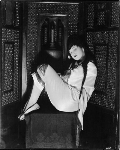 Pauline Leland, by James Abbe, c.1921