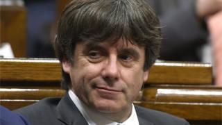 Catalonias Puigdemont cannot lead from abroad court rules