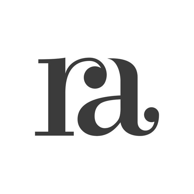 Daily Ligature | 01-02 | r + a