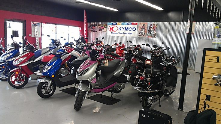 AZ Scooter is Phoenix's newest Genuine Scooters dealer! Make sure to stop by their shop or website for your Genuine Scooter needs.