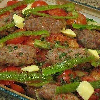 Izmir Kebab...good Turkish eats.