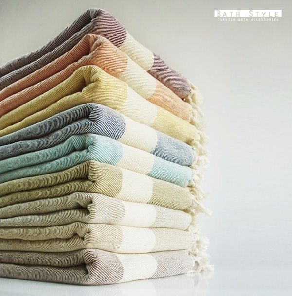 Best The Allure Of The Bath Images On Pinterest Bathroom - Turkish cotton bath towels for small bathroom ideas