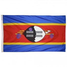 Nyl-Glo Swaziland Flag-Assorted Sizes http://www.pacificcoastflag.com/nyl-glo-swaziland-flag-1.html