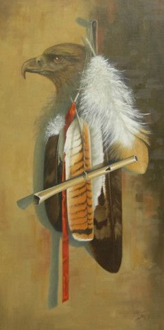 Gifts of the Eagle by Tom Lucas – Grand Teton Gallery, Jackson Hole Fine Art