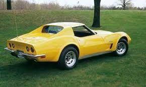 Image result for 1973 corvette photos