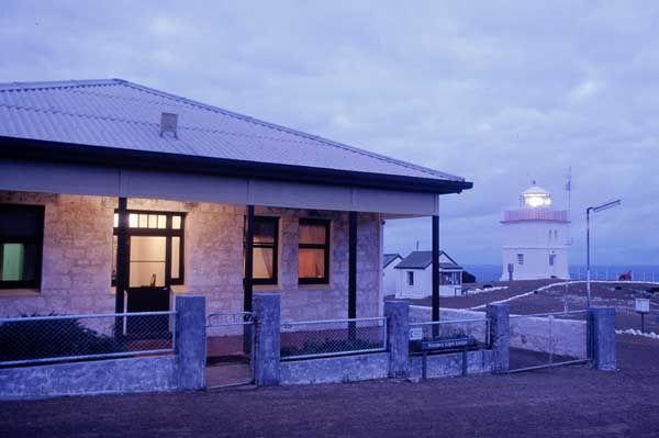 Cape Borda Lightstation -National Parks South Australia