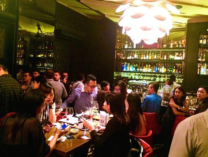 クアラルンプールの隠れ家レストラン「QUIVO(クイーボ)」ブロガーナイトに潜入!|マレーシア(クアラルンプール)の海外トレンド記事|海外旅行情報 エイビーロード
