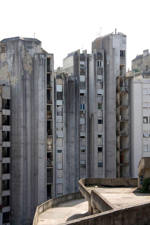 Ploce croatia socialist brutalism architecture for Architecture brutaliste