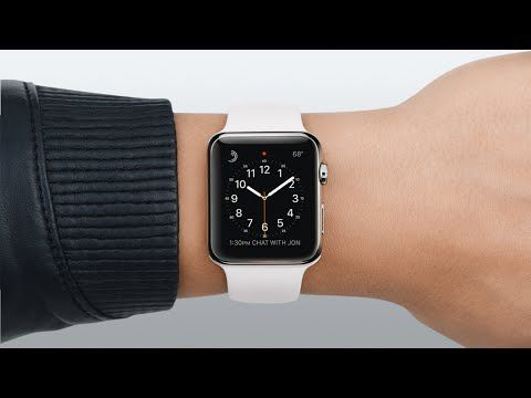 ▶ Apple Watch — Guided Tour: Welcome - YouTube