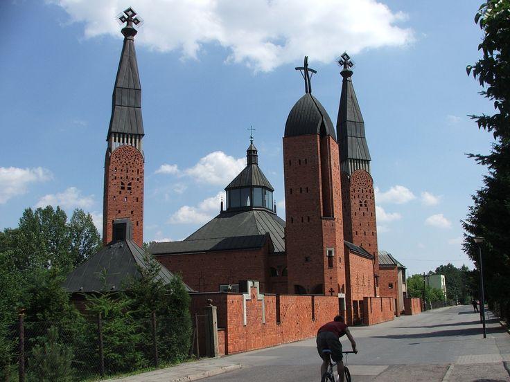 Stanisław Niemczyk Kościół pw. Jezusa Chrystusa Odkupiciela w Czechowicach-Dziedzicach