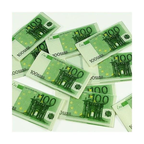 Ahora tienes la oportunidad de hacer lo que tantas veces has dicho, sonarte con un billete de 500  euros. Con estos tisús con apariencia de billetes darás el pego y realizarás tu ilusión de millonario de limpiarte con billetes aunque con la ventaja de ser más suaves y no dejar una sensación desagradable en tu nariz.  Incluye un paquete de 50€, uno de100€, uno de 200€ y uno de 500€