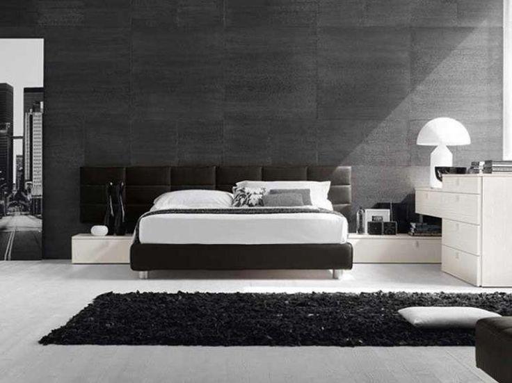 Oltre 20 migliori idee su arredamento della camera da for Arredamento camera da letto nero