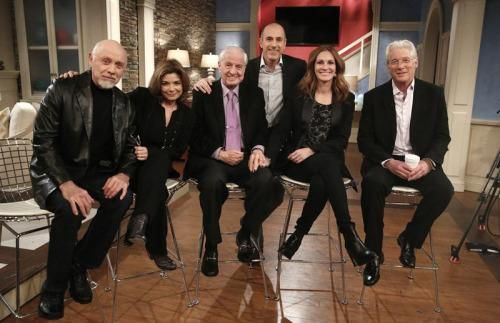 'Pretty Woman' Cast Reunites for 25th Anniversary