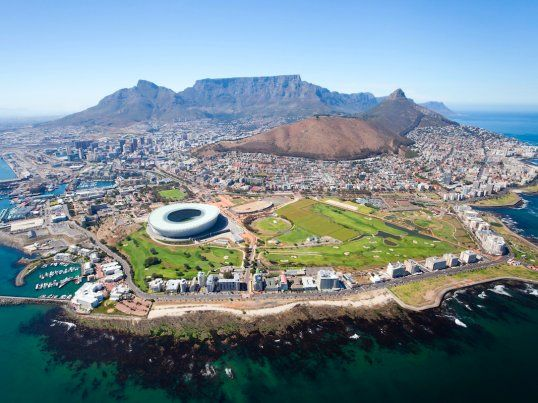 Cape Town - Ranked : The 19 cheapest holiday vacations on Earth