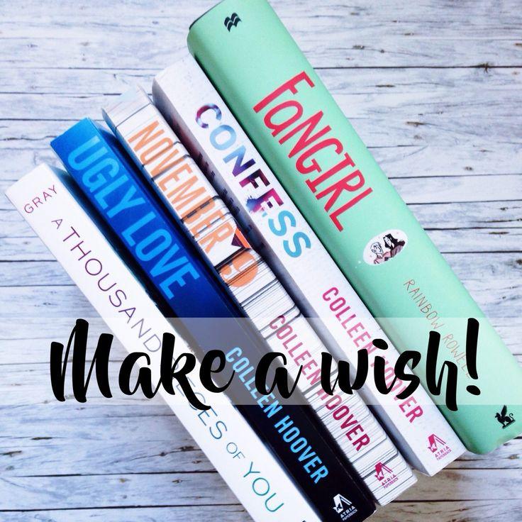 Zum Welttag des Buches: Make a wish!