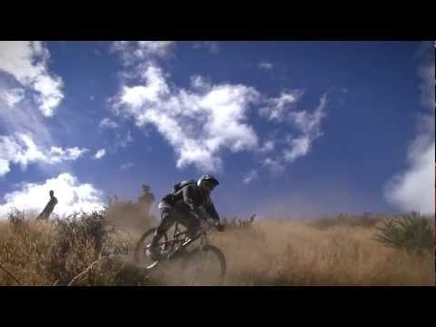 Action from the epic Queenstown Bike Festival 2013.