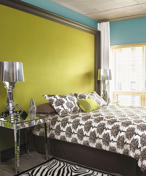 19 best Colour//Green Interiors images on Pinterest   Designers ...